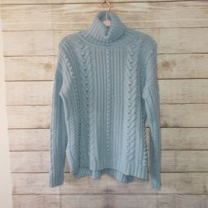 Ann Taylor Knit Sweater Size Large